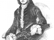 George Grenville led one of the two factions born out of the Cobhamite party, and served as Prime Minister between 1763 and 1765