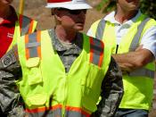 USACE leadership visits Joplin, MO