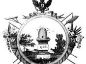 English: Coat of arms of Free Economic Society (Russia) Русский: Вольное экономическое общество, герб