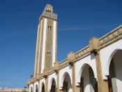 Mosque Loubnan in Agadir, Morocco Deutsch: Moschee Loubnan in Agadir, Marocco Slovenčina: Mešita Loubnan v Agadire, Maroko