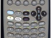 English: Texas Intruments TI-89 Titanium graphing calculator with Computer Algebra System (CAS)