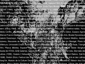 Italiano: Stefano Baseggio e Iolanda Pensa, Dakar, 2006. Mappa della città di Dakar e di gallerie, eventi e interventi urbani realizzati in città.
