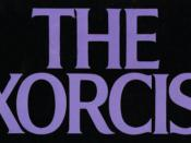 Deutsch: Logo von The Exorcist