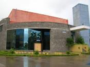 SCMHRD's auditorium