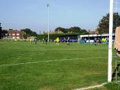 Sidley United v Sidlesham