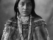 Chiricahua Apache, Hattie Tom