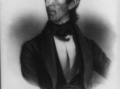 John Tyler, President of the United States, 1841