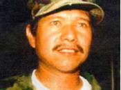English: Fabian Ramirez member of the Revolutionary Armed Forces of Colombia (FARC) Español: Fabián Ramírez, mmiembro de las Fuerzas Armadas Revolucionarias de Colombia (FARC)