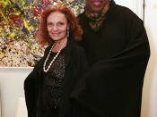 Diane von Furstenberg, Andre Leon Talley- EMERGE! New York City Fashion Week