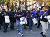 SEIU Local 72 against the Iraq War