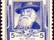 English: Walt_Whitman_1940_Issue-5c.jpg Category:Poets from the United States