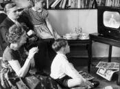 TV Shows We Used To Watch - 1955 Television advertising