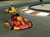 Carrera de Karts.