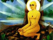 English: Kevala Jnana of Mahavira