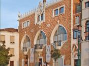 La Casa dei Tre Oci, centre d'art contemporain (Venise)
