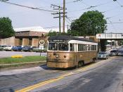 SEPTA 6 Springfield Rd at Woodlawn May76xRP