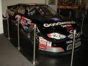 Dale Earnhardt's No.3 Chevrolet Monte Carlo