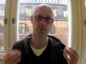Anders Mildner om nyheter som sociala objekt on Vimeo