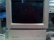 An early-model Apple IIGS