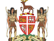 Coat of arms of Newfoundland and Labrador