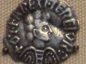 English: Offa_king_of_Mercia_757_796.