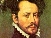 Hernán Cortés, conqueror of the Aztecs, travelled across Petén in the early 16th century.
