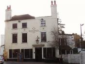Spaniard's Inn, Hampstead, NW3