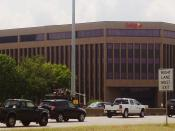 English: Headquarters of Luby's in Near Northwest and in Houston