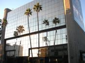 English: The headquarters building of AMPAS, Beverly Hills, California