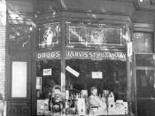 Jarvis Street Pharmacy. (Toronto, Canada)