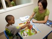 English: Speech-Language Pathology