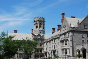 English: Emma Willard School, and all-girls boarding school located in Troy, New York, United States