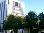 English: Photograph of Palo Alto City Hall.