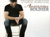 American Soldier (song)
