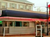 A diner in Freehold