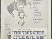 The True Story of the Civil War