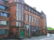 Charles Mackintosh's Scotland Street school in Glasgow