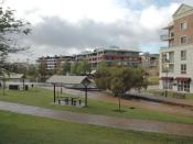 East Perth, Western Australia.