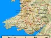 Roman Wales, c. 48 — c. 395: Military Forts, Fortlets, and Roads