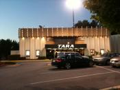 The Tara Theatre.