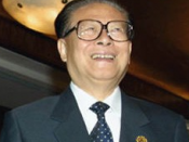A cropped version of File:Vladimir Putin at APEC Summit in China 19-21 October 2001-11.jpg of Jiang Zemin