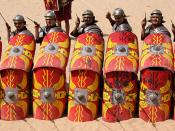 Roman Army & Chariot Experience, Hippodrome, Jerash, Jordan