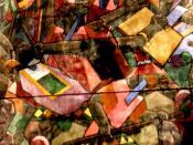 Escena de la guerra de Incas contra Chancas