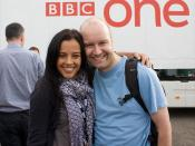 Meeting Liz Bonnin