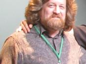 Russell Brower after performance at Video Games Live in Glasgow