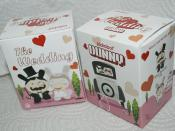 Dunny (Wedding Couple) Casing (Final Product)