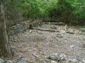 Bittangabee Bay ruins
