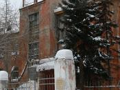Constructivism in Barnaul