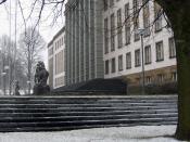 Kassel, Bundessozialgericht: The Bundessozialgericht (German for Federal Social Court) is the German federal court of appeals for social security cases, mainly cases concerning public health insurance, long-term care insurance, pension insurance and occup