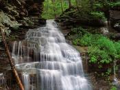 Gipson Falls (Upper Drop)